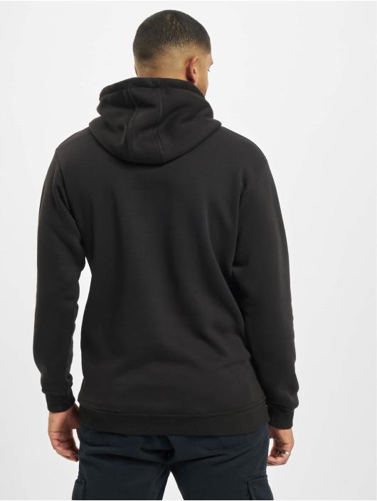 Reell Jeans Hoody Regular Logo schwarz