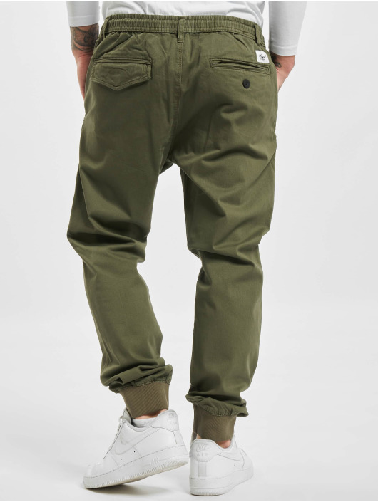 Reell Jeans Jogging Reflex olive