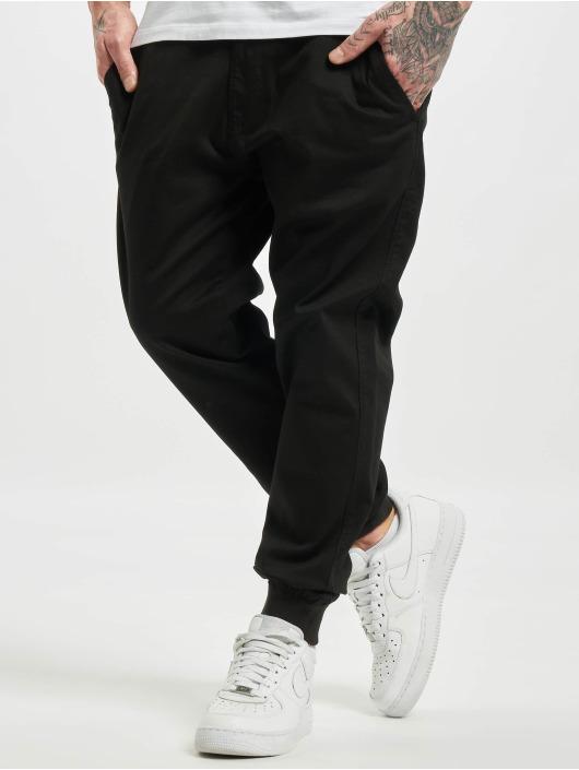 Reell Jeans Jogginghose Reflex Rib schwarz