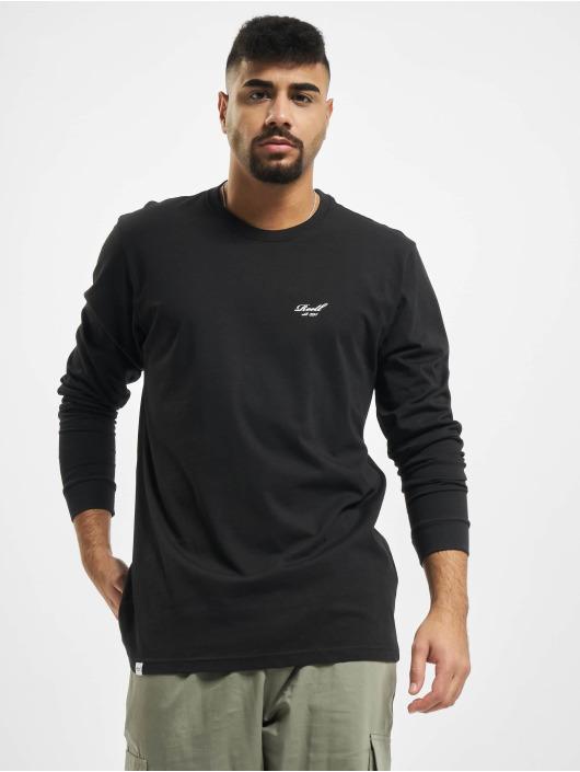 Reell Jeans Longsleeve Regular Logo black