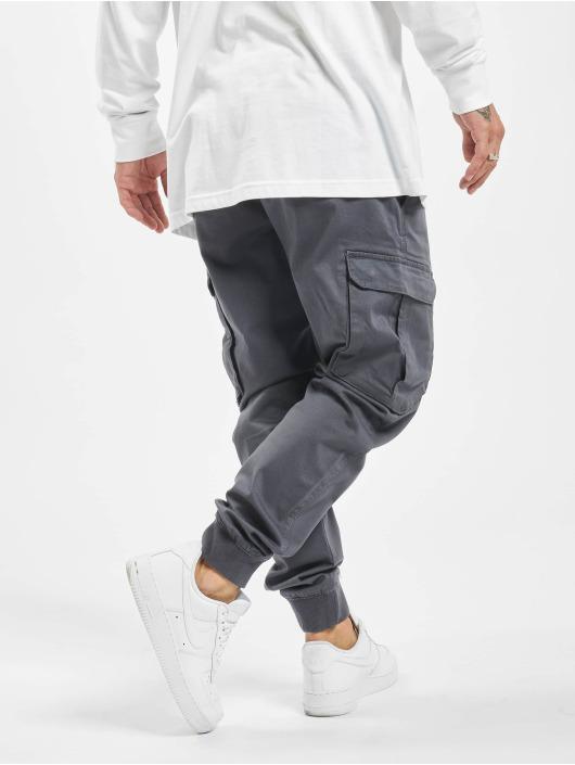 Reell Jeans Pantalon cargo Reflex Rib gris