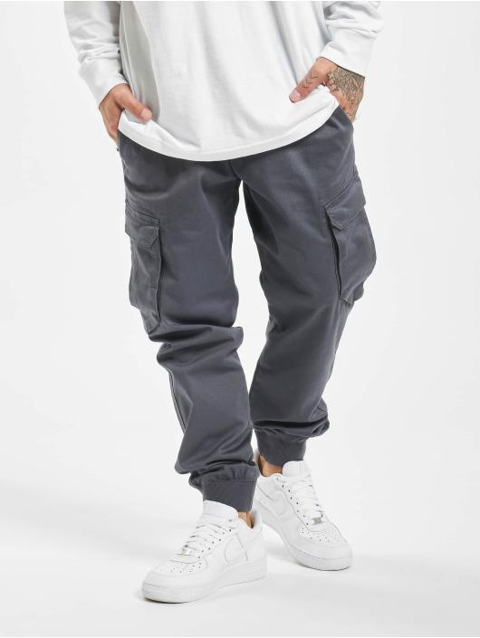Reell Jeans Pantalone Cargo Reflex Rib grigio