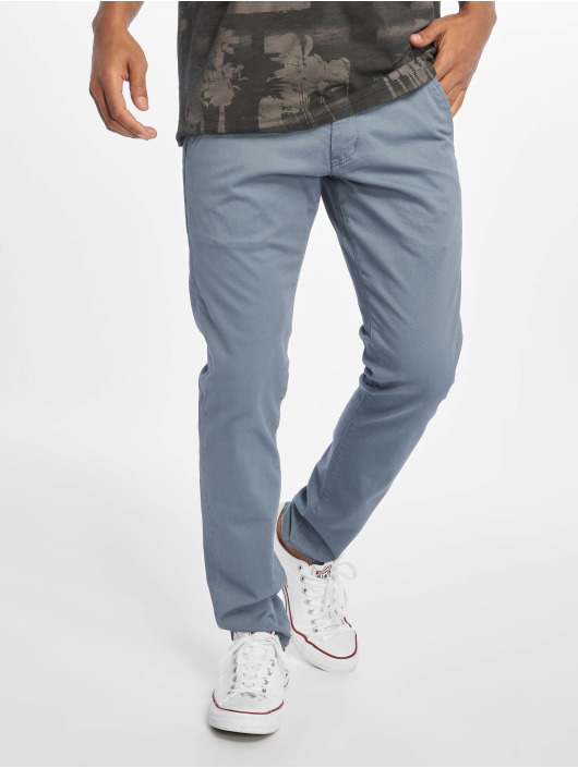 Reell Jeans Pantalone chino Flex Tapered grigio