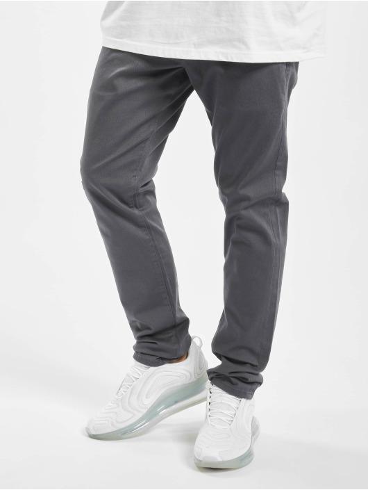 Reell Jeans Pantalone chino Flex Tapered grigio