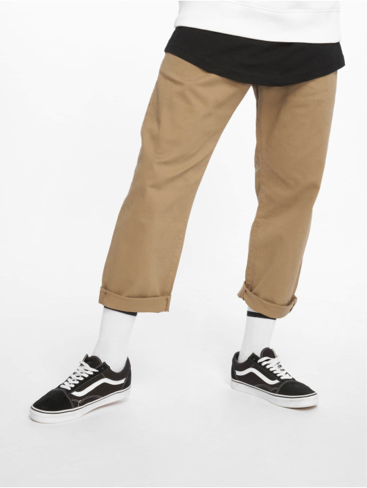 Reell Jeans Pantalone chino Reflex marrone