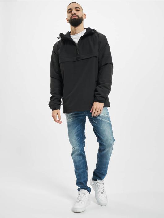 Reell Jeans Prechodné vetrovky Winter èierna