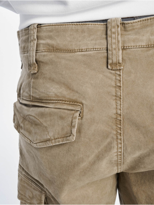 Reell Jeans Shorts New Cargo beige