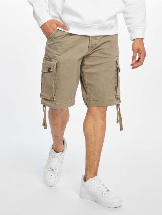 Reell Jeans Shortsit New Cargo beige