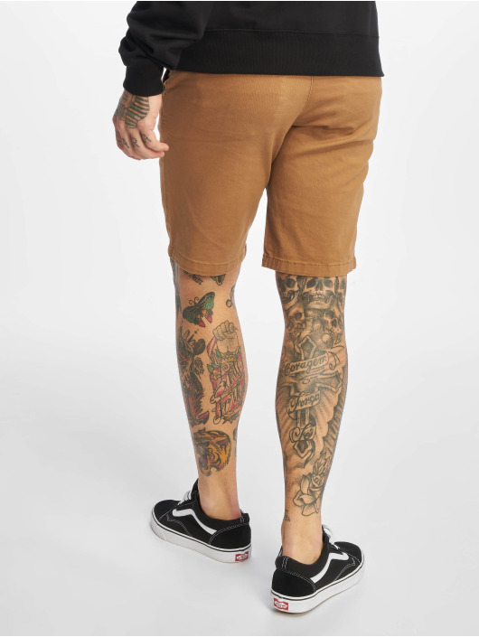 Reell Jeans Shortsit Flex Grip Chino ruskea