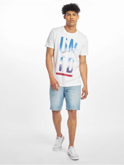 Reell Jeans Shortsit Flex Grip sininen