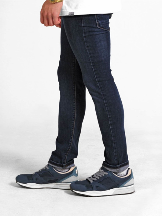 Reell Jeans Skinny Jeans Rocket blau