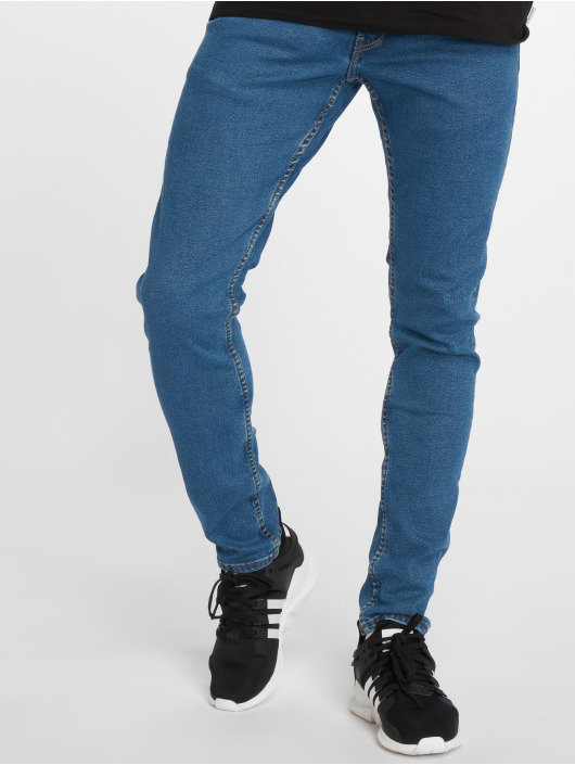 Reell Jeans Skinny Jeans Spider blue