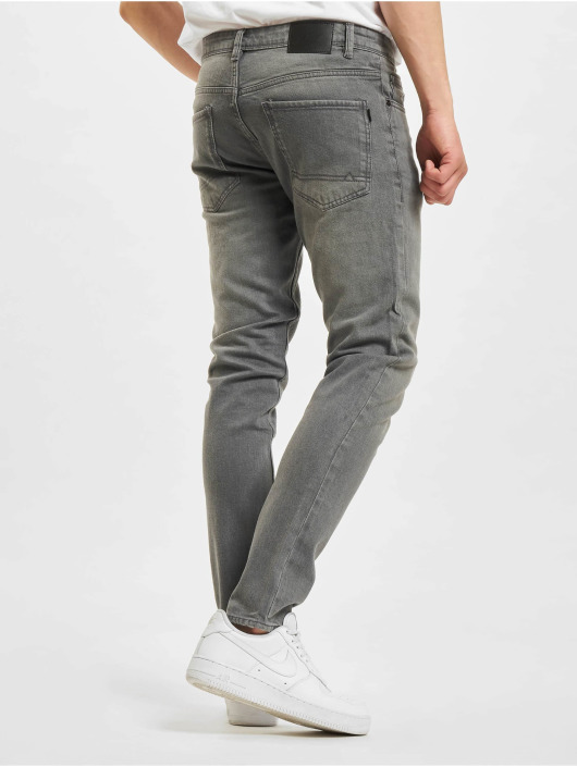 Reell Jeans Skinny Jeans Spider grau