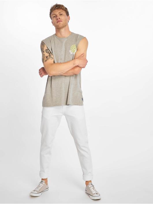 Reell Jeans Slim Fit -farkut Spider valkoinen
