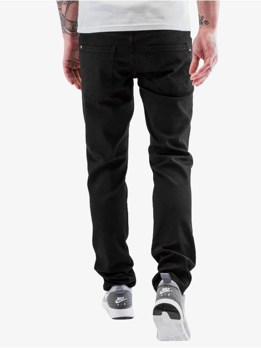Reell Jeans Slim Fit Jeans Spider black