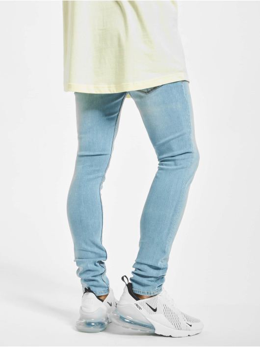 Reell Jeans Slim Fit Jeans Radar Stretch Super blau