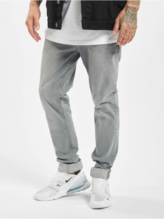Reell Jeans Slim Fit Jeans Spider grau