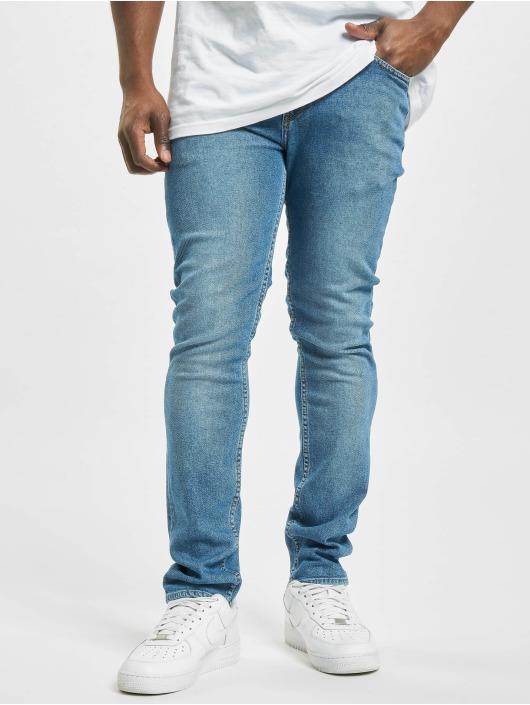 Reell Jeans Slim Fit Jeans Spider grau
