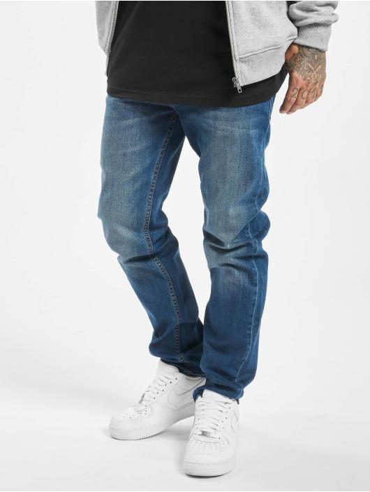 Reell Jeans Slim Fit Jeans Nova 2 modrá