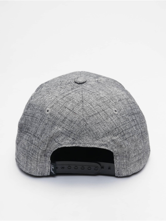 Reell Jeans Snapback Cap Pitchout grey