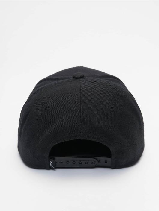 Reell Jeans Snapback Cap Pitchout schwarz