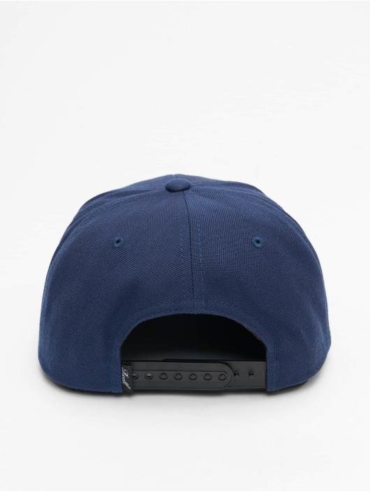 Reell Jeans Snapback Caps Pitchout sininen