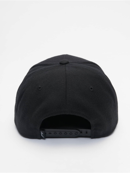 Reell Jeans Snapback Caps Pitchout sort