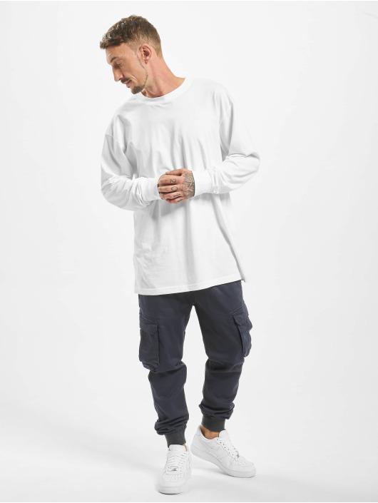 Reell Jeans Spodnie Chino/Cargo Reflex Rib niebieski