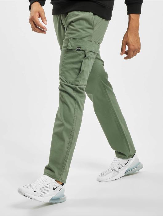 Reell Jeans Spodnie Chino/Cargo Reflex Easy oliwkowy