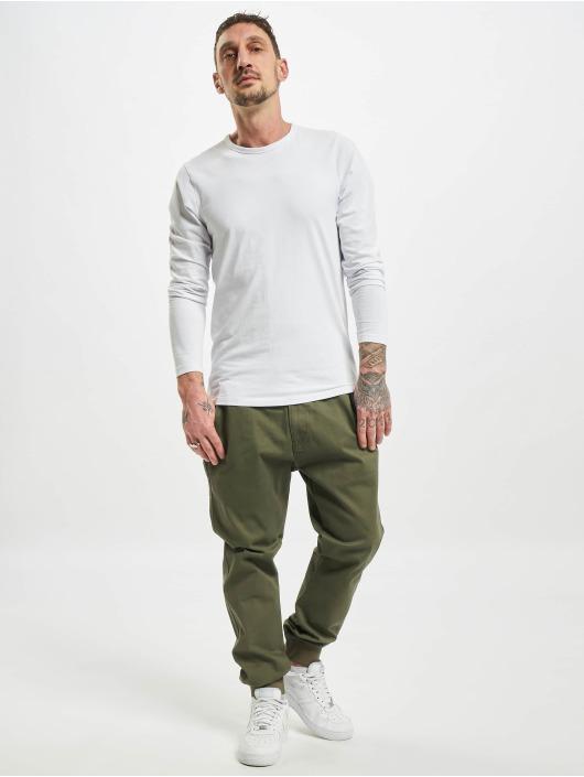 Reell Jeans Spodnie do joggingu Reflex oliwkowy