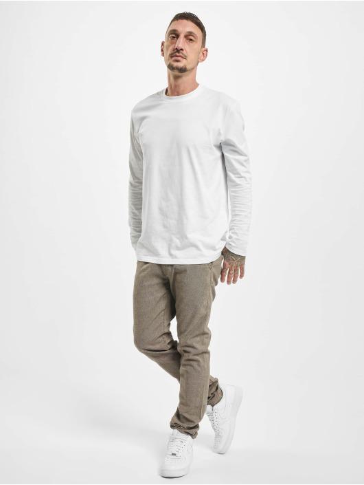 Reell Jeans Spodnie wizytowe Superior Flex bezowy