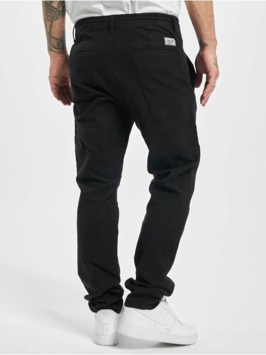 Reell Jeans Spodnie wizytowe Reflex Evo czarny