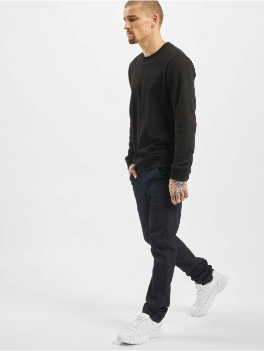 Reell Jeans Spodnie wizytowe Reflex Easy niebieski
