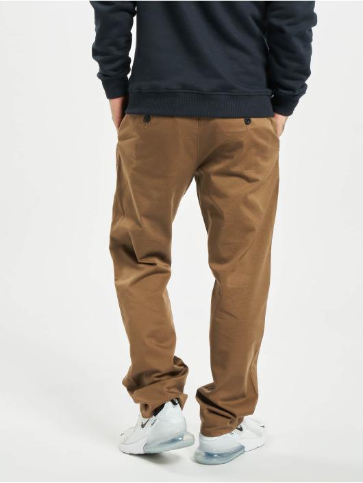 Reell Jeans Stoffbukser Regular Flex brun