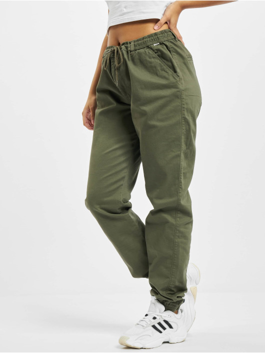 Reell Jeans Stoffbukser Reflex oliven