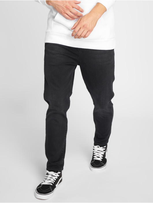 Reell Jeans Straight Fit Jeans Rex schwarz