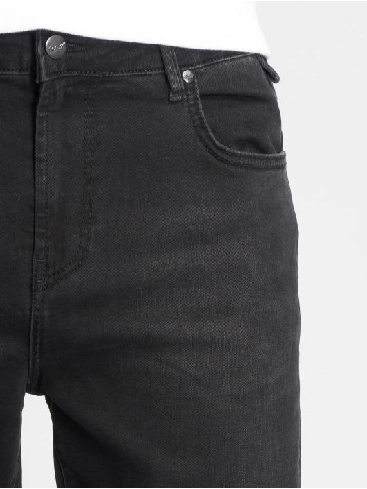 Reell Jeans Straight Fit Jeans Rex svart