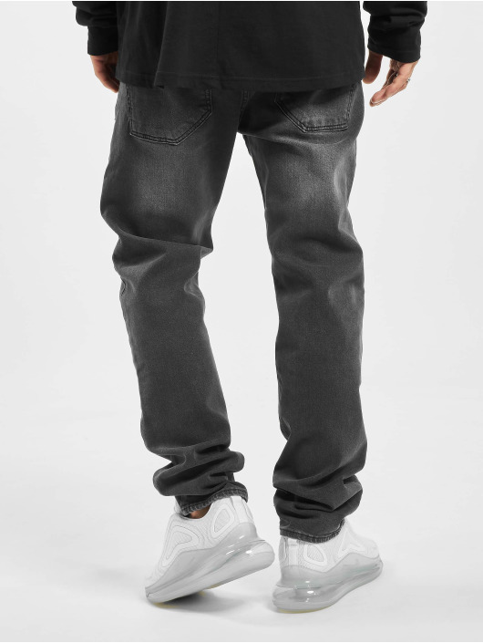 Reell Jeans Straight Fit Jeans Barfly svart