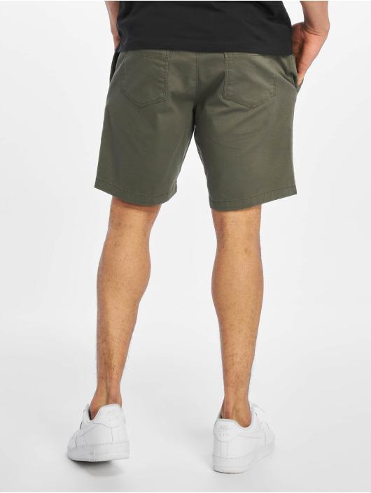 Reell Jeans Szorty Reflex Easy oliwkowy
