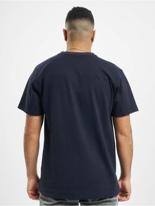 Reell Jeans T-Shirt Popcorn blue