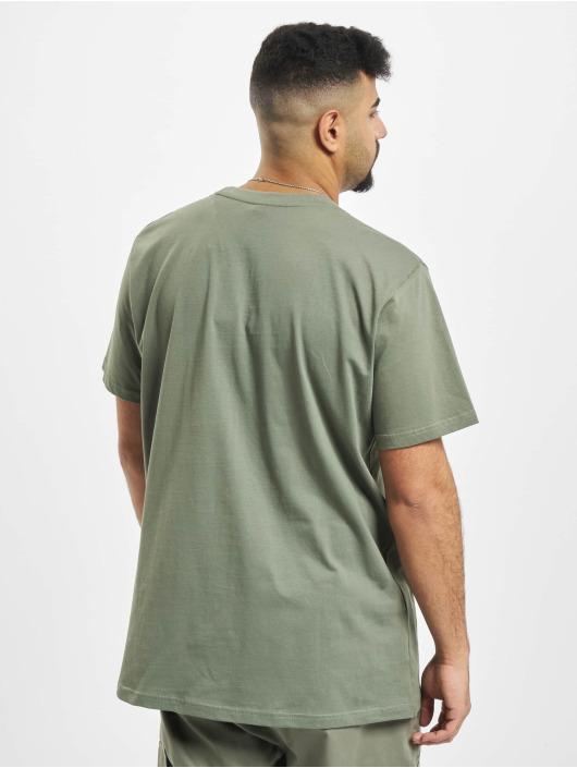 Reell Jeans T-Shirt Regular Logo green