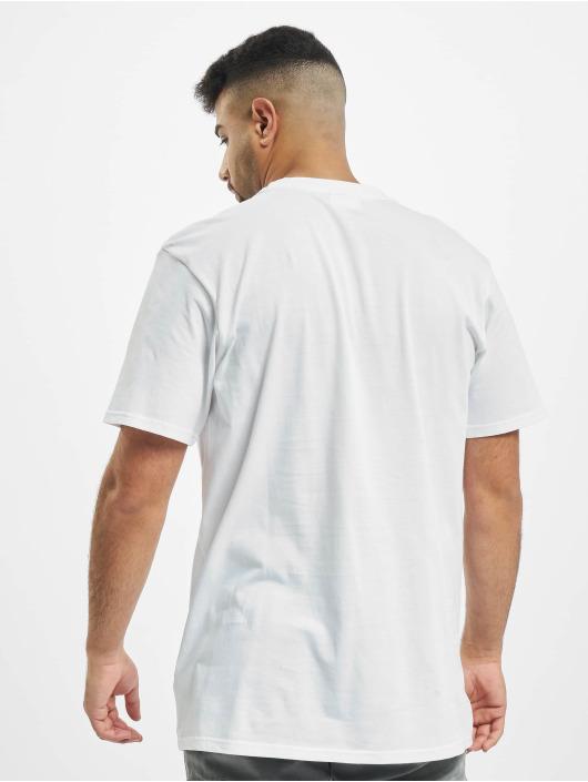 Reell Jeans T-Shirt Regular Logo weiß