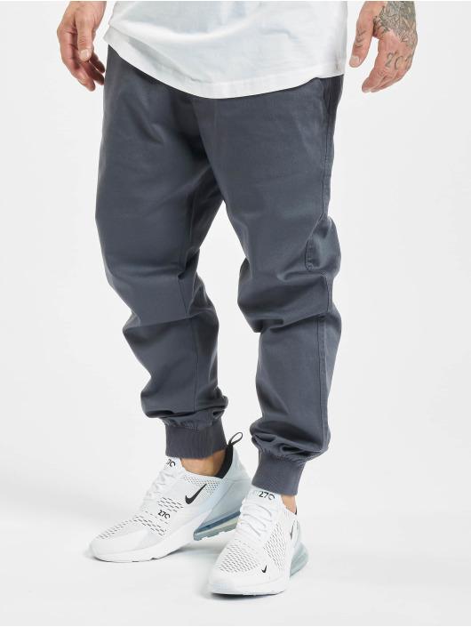 Reell Jeans tepláky Reflex Rib šedá
