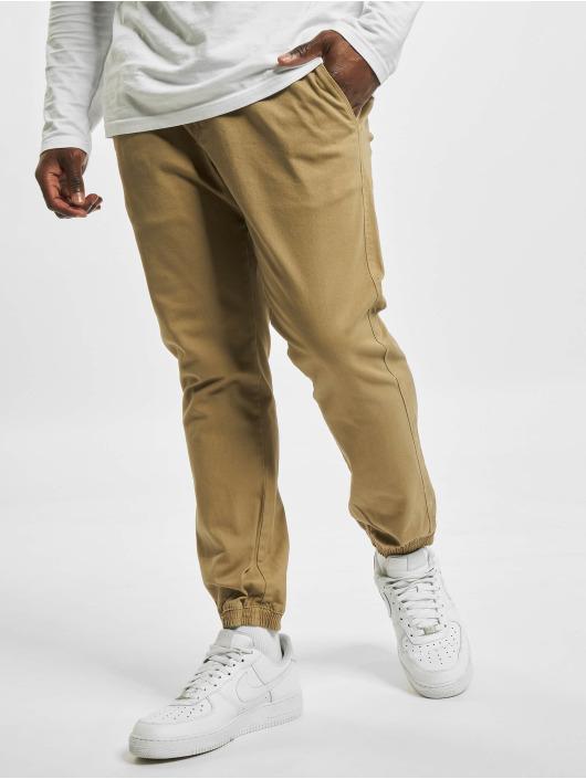 Reell Jeans tepláky Reflex béžová