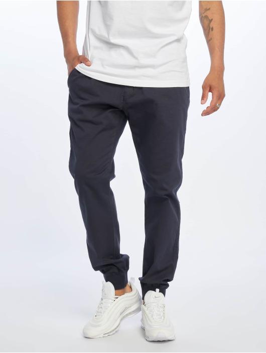 Reell Jeans tepláky Reflex modrá