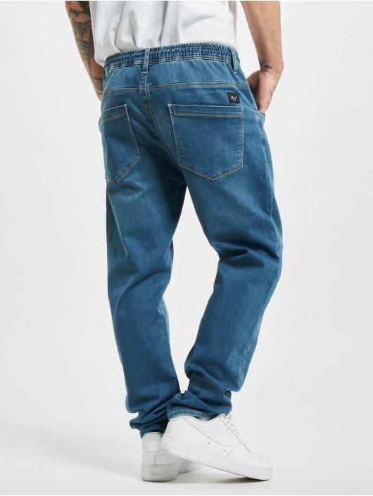 Reell Jeans tepláky Denim modrá