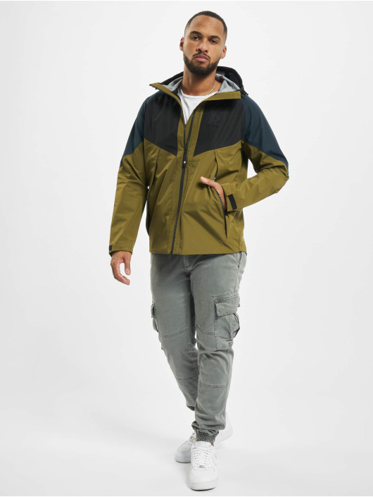 Reell Jeans Winterjacke Modular Tech olive