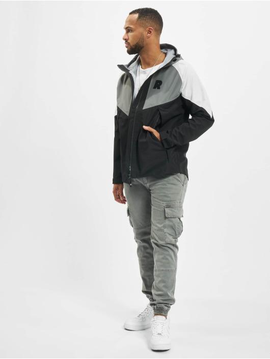 Reell Jeans Zimné bundy Modular Tech èierna