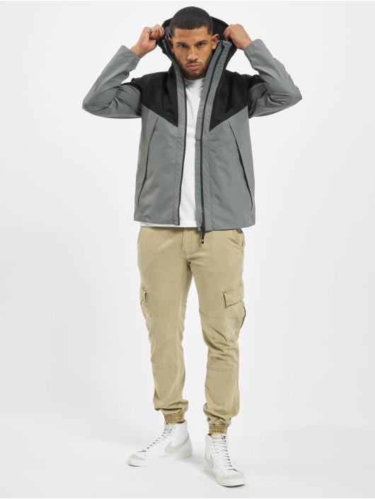 Reell Jeans Zimné bundy Modular Tech šedá
