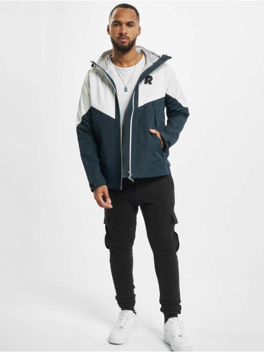 Reell Jeans Zimné bundy Modular Tech modrá